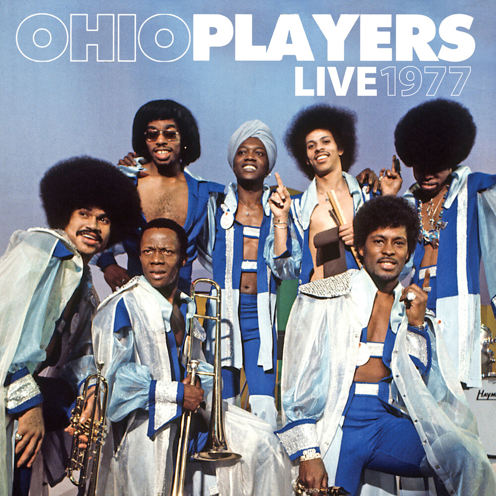 Ohio Players - Live 1977 (Dig)