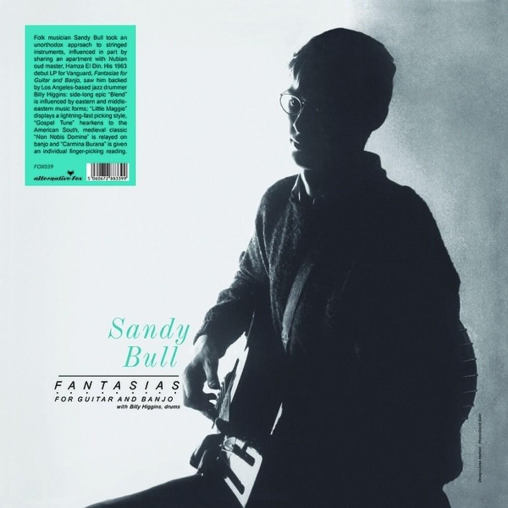 Sandy Bull - Fantasias For Guitar & Banjo