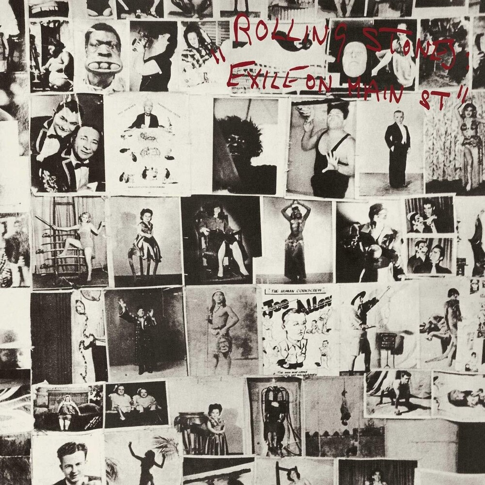 The Rolling Stones - Exile On Main Street: Remastered [2 LP]