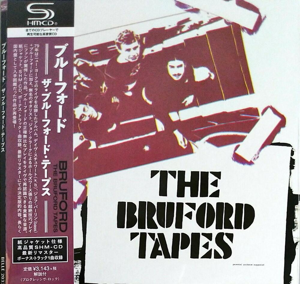 Bruford - Bruford Tapes (Jmlp) (Rmst) (Shm) (Jpn)