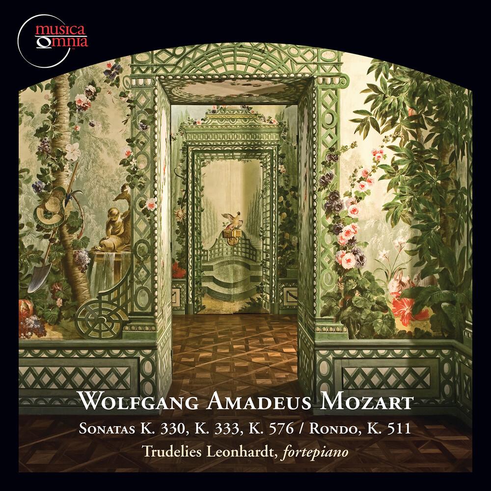 Trudelies Leonhardt - Works For Fortepiano 3