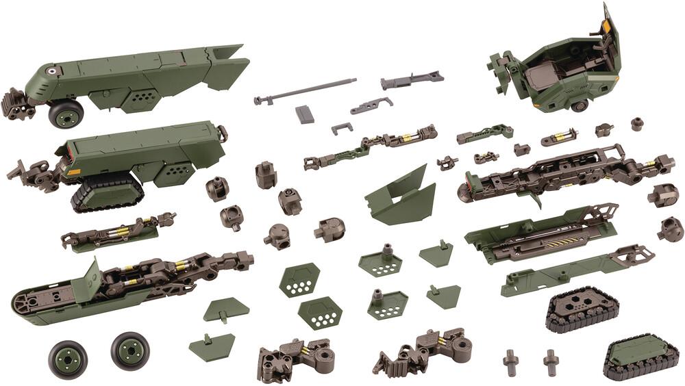 Hexa Gear - Hightrager - Kotobukiya - Hexa Gear - Hightrager