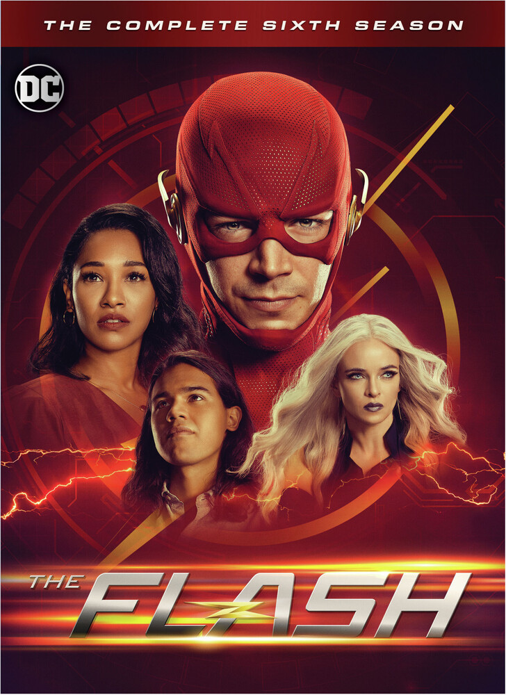 - Flash: Complete Sixth Season