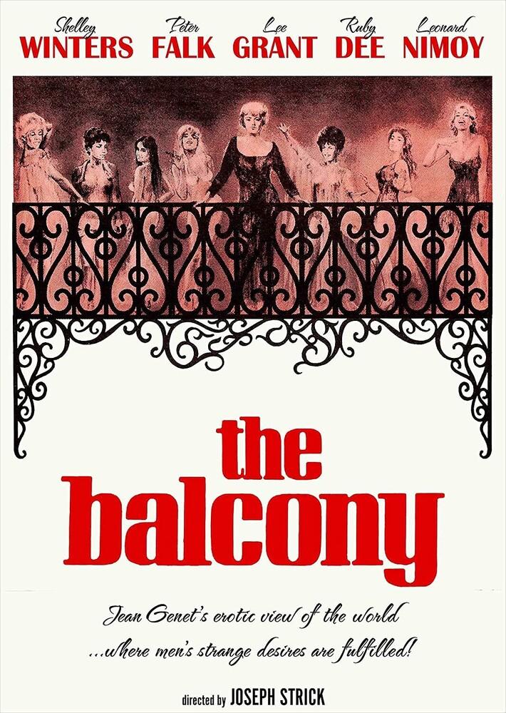 - Balcony (1963) / (Spec)