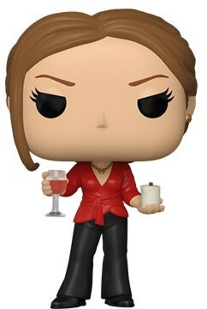 - FUNKO POP! TELEVISION: The Office- Jan w/Wine & Candle