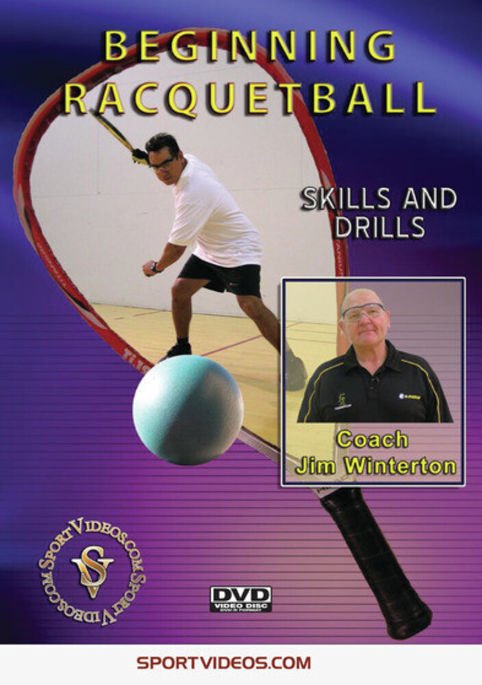 - Beginning Racquetball: Skills & Drills / (Mod)