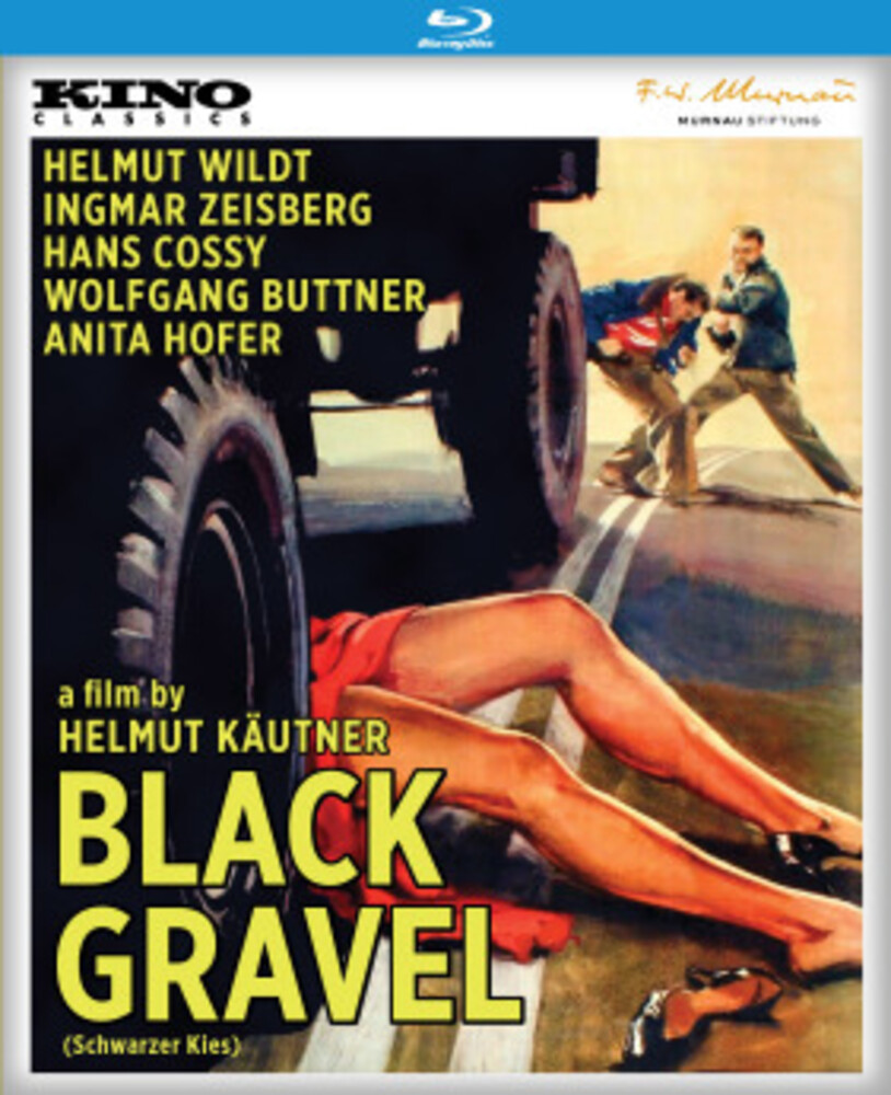 - Black Gravel (1961)