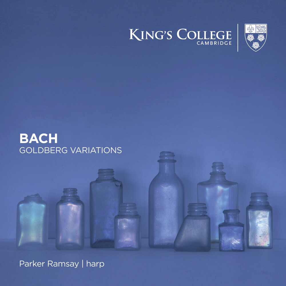 Parker Ramsay - Bach: Goldberg Variations (Arranged For Harp)