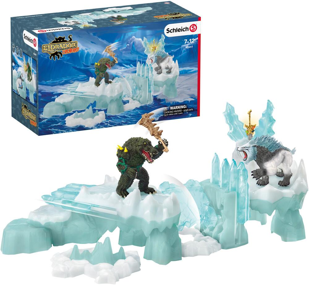 Schleich - Schleich Attack On Ice Fortress
