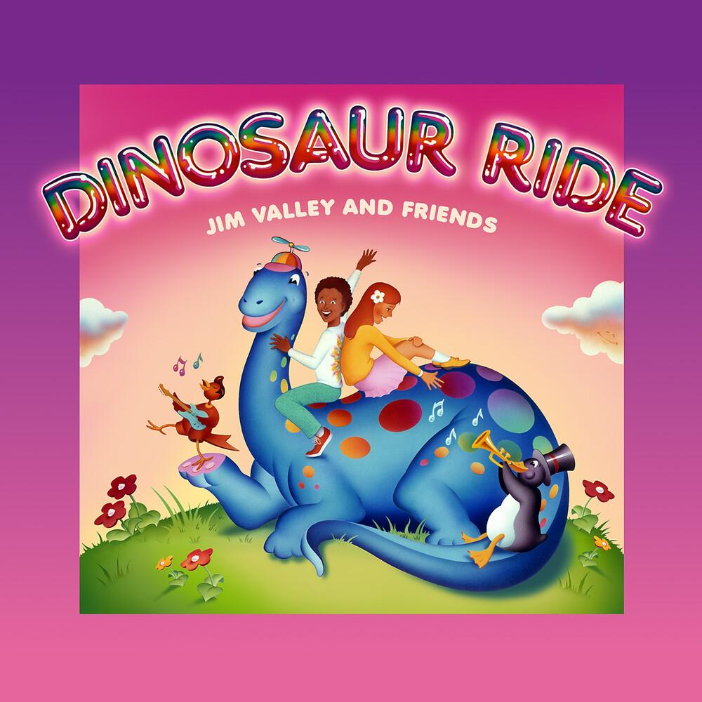 Jim Valley - Dinosaur Ride