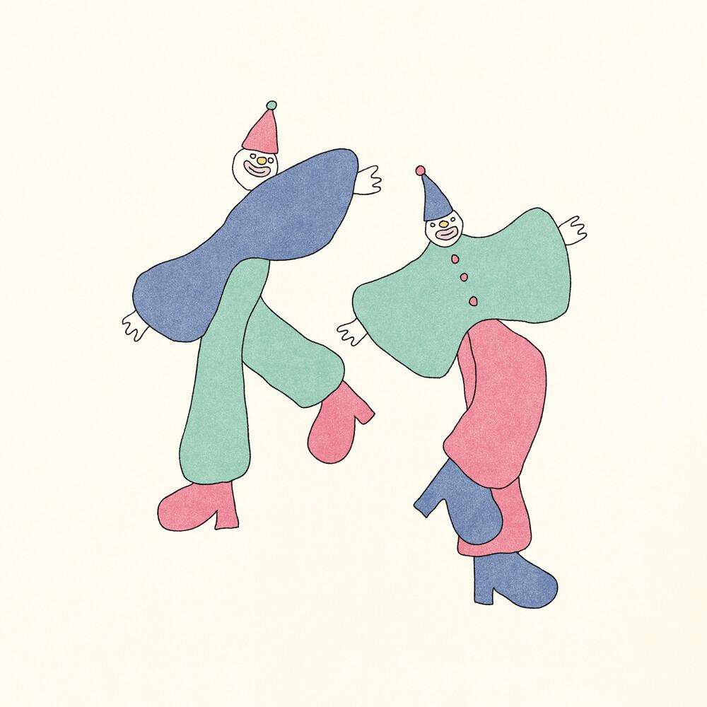 Shy Boys - Talk Loud (Opaque Light Pink vinyl)
