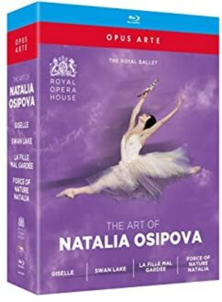 - Art Of Natalia Osipova / Various (4pc) / (Box 4pk)