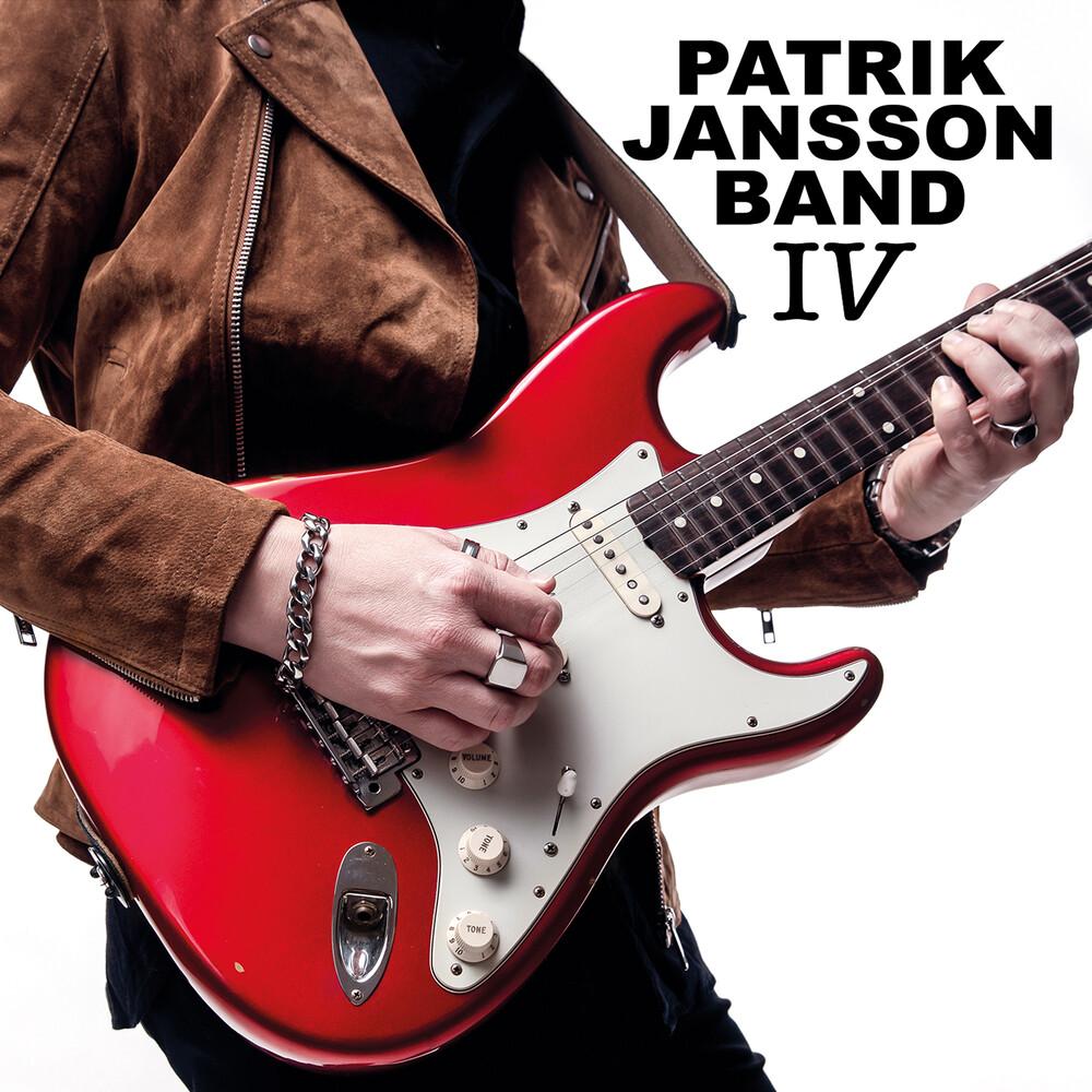 Patrik Jansson Band - Iv