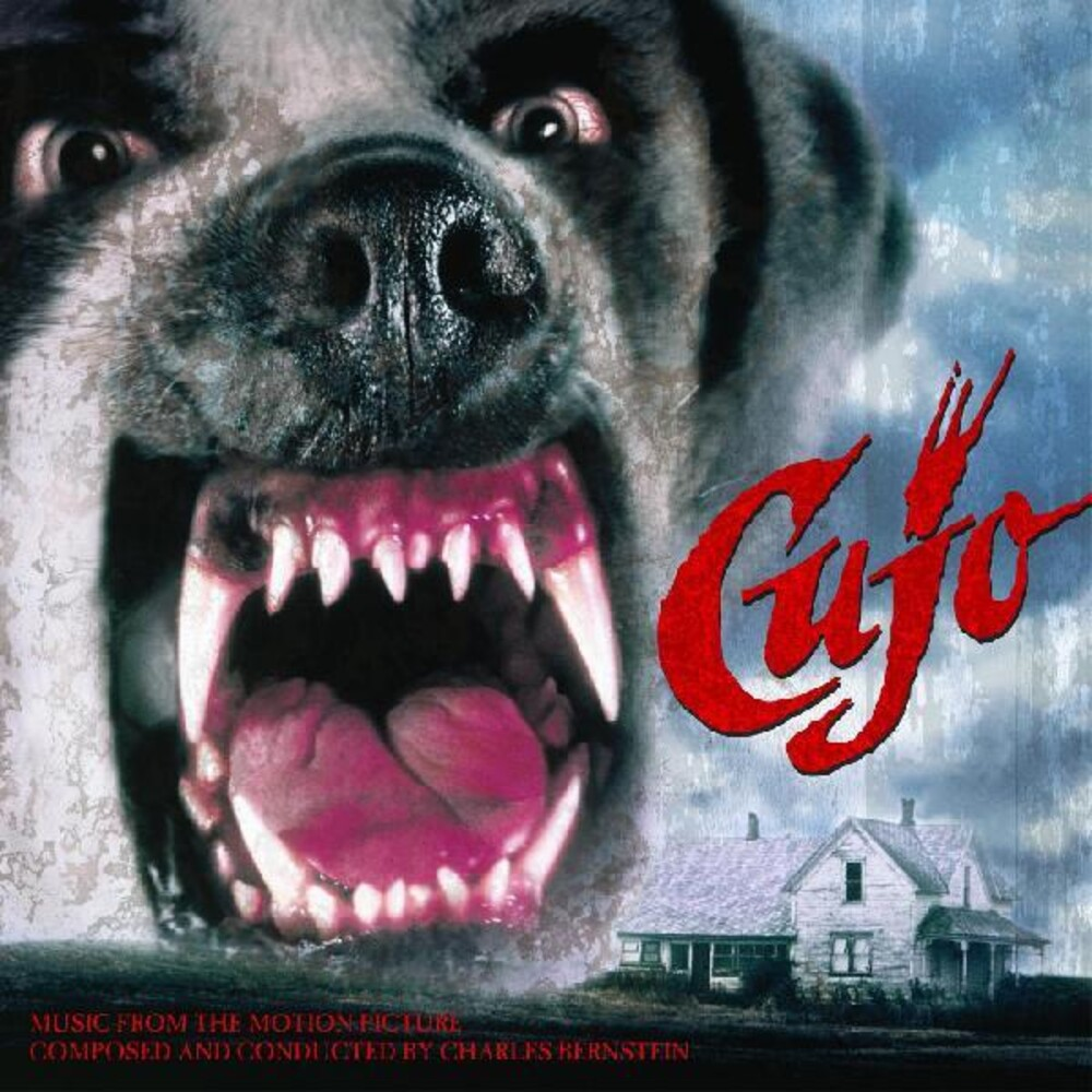 Charles Bernstein Colv Ltd Red Ylw - Cujo - Music From The Motion Picture (Colv) (Ltd)