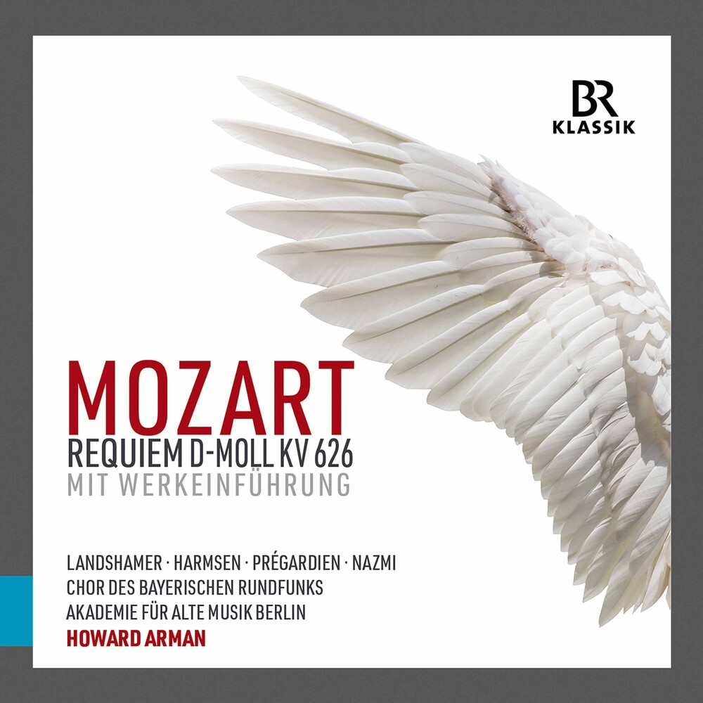 Howard Arman - Requiem D-Moll 626 (2pk)