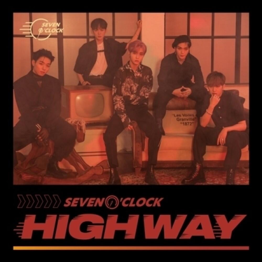 Seven Oclock - Highway (incl. Photobook, Bookmark + Photocard)