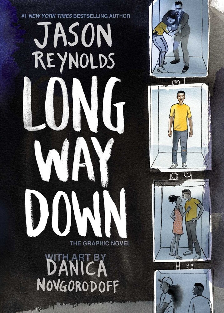 - Long Way Down: The Graphic Novel