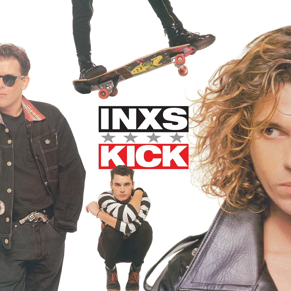 INXS - Kick [Rocktober 2020 Green LP]