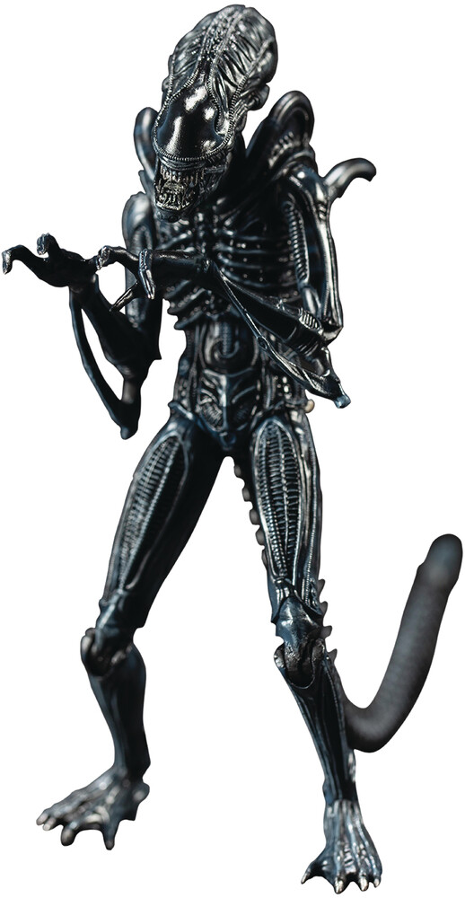 Hiya Toys - Hiya Toys - Aliens Blue Alien Warrior PX 1/18 Scale Figure