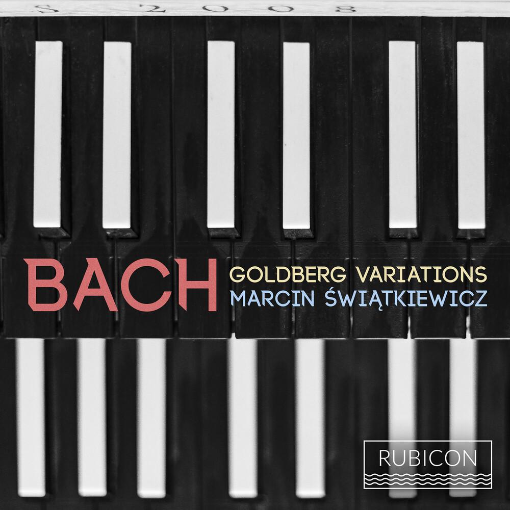 Marcin Swiatkiewicz - Bach: Goldberg Variations