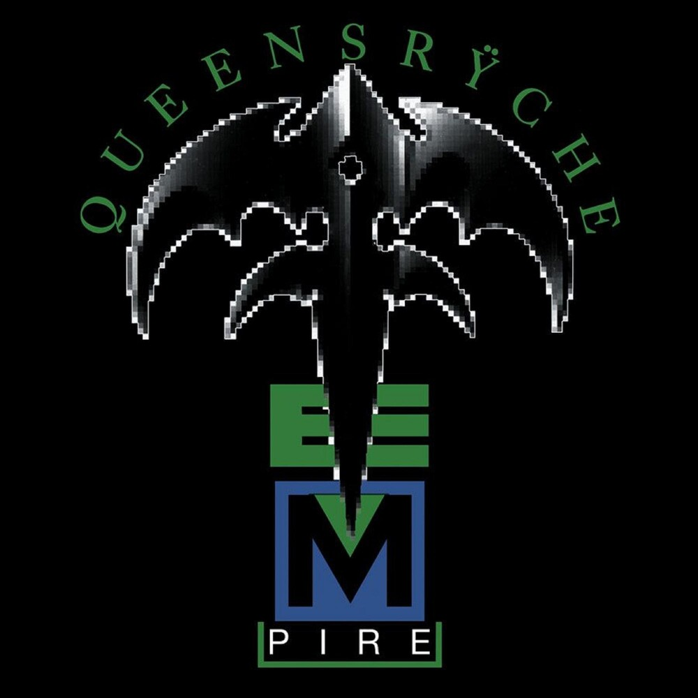 Queensryche - Empire (Audp) [Colored Vinyl] (Gate) [Limited Edition] [180 Gram] (Red)