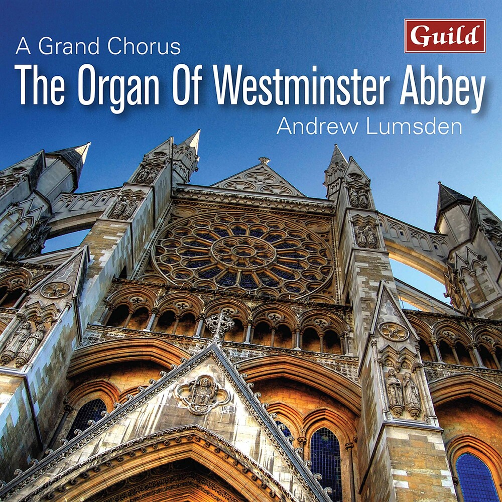 Choir Of Lichfield Cathedral - Grand Chorus