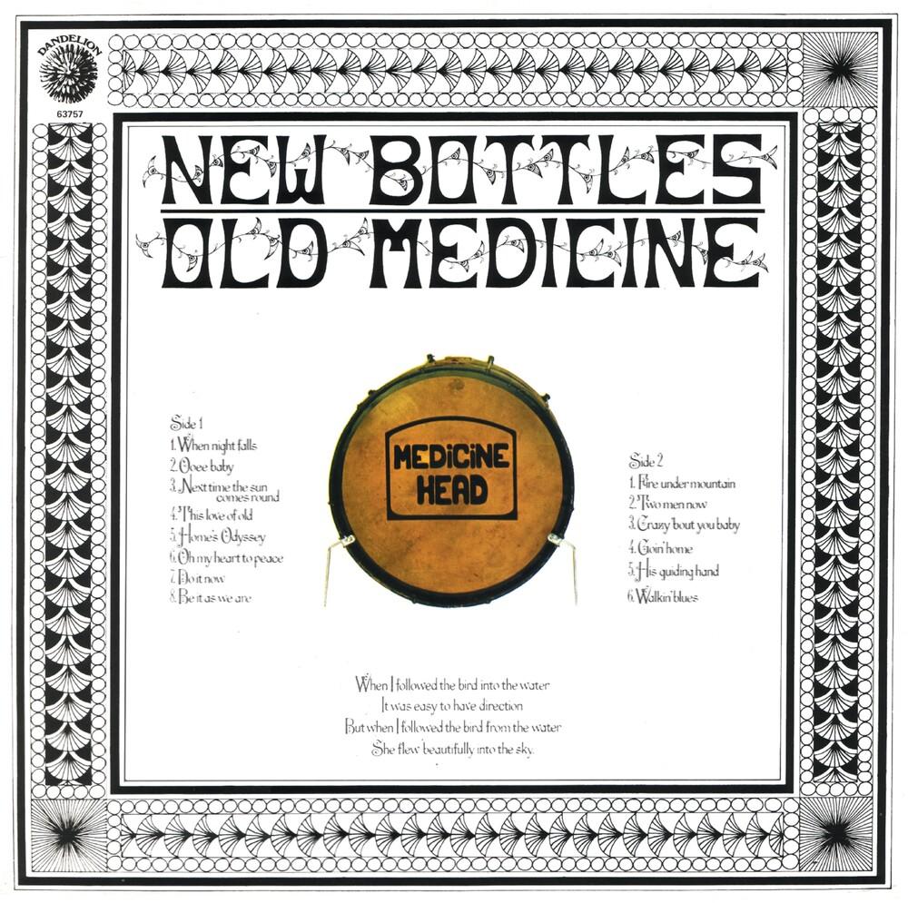Medicine Head - New Bottles Old Medicine: 50th Anniversary Edition
