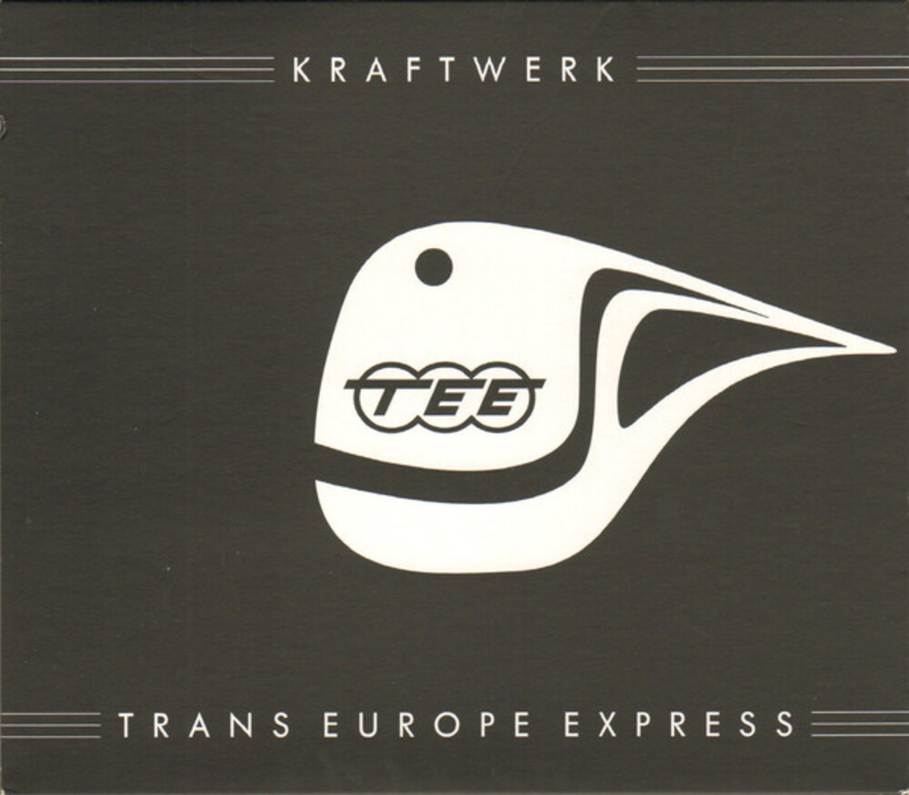 Kraftwerk - Trans-Europe Express [Indie Exclusive Limited Edition Clear LP]
