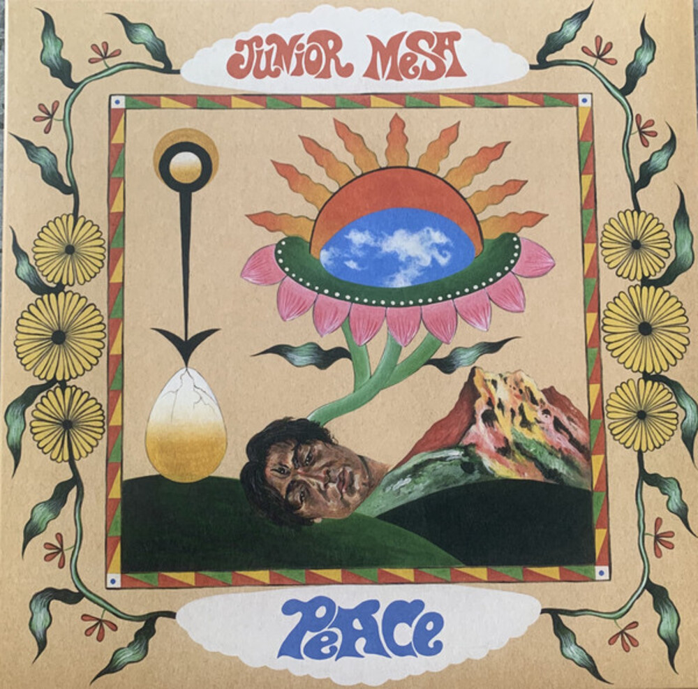Junior Mesa - Peace (Ep)