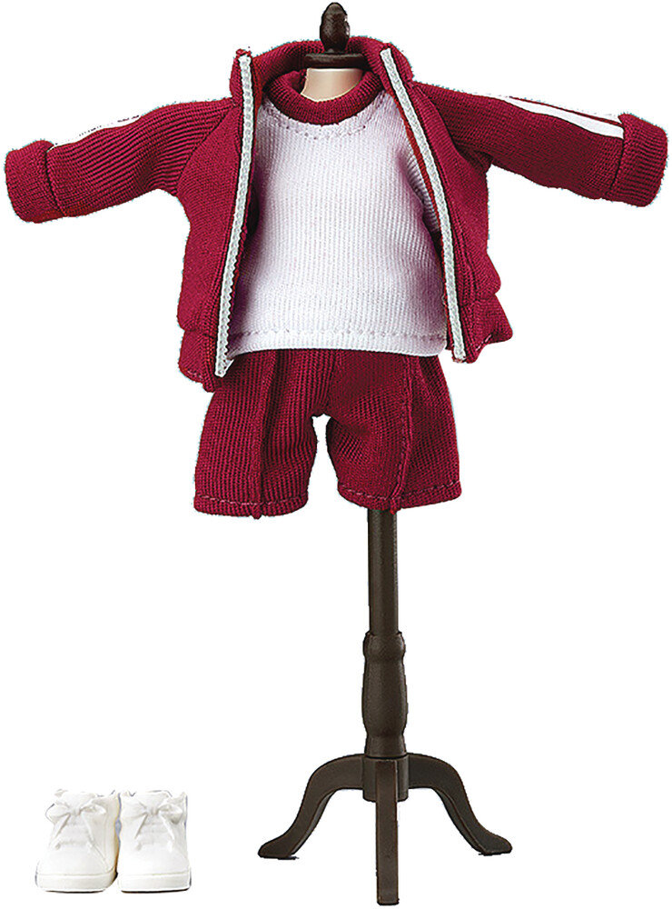 Good Smile Company - Good Smile Company - Nendoroid Doll Outfit Set Gym Clothes Red Version