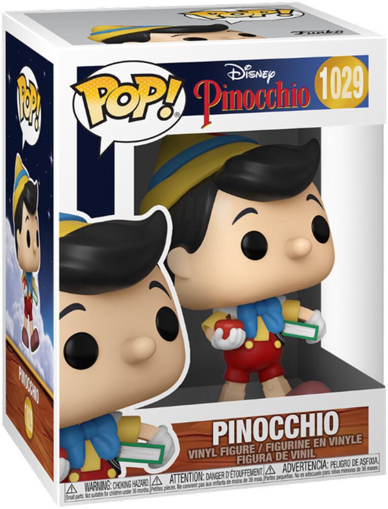 - FUNKO POP! DISNEY: Pinocchio-School Bound Pinocchio