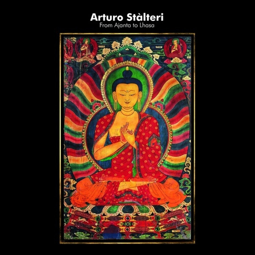 Arturo Stalteri - From Ajanta To Lhasa