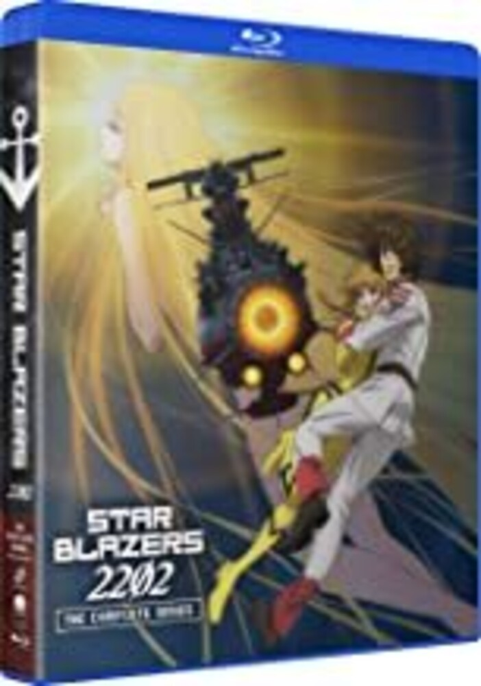 Star Blazers: Space Battleship Yamato 2202 - Comp - Star Blazers: Space Battleship Yamato 2202 - The Complete Series