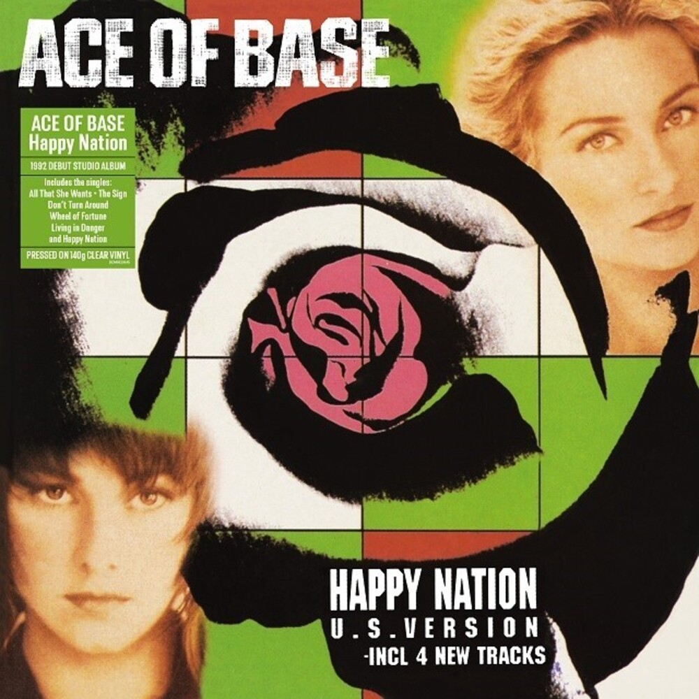 Ace Of Base - Happy Nation (Cvnl) (Ofgv) (Uk)