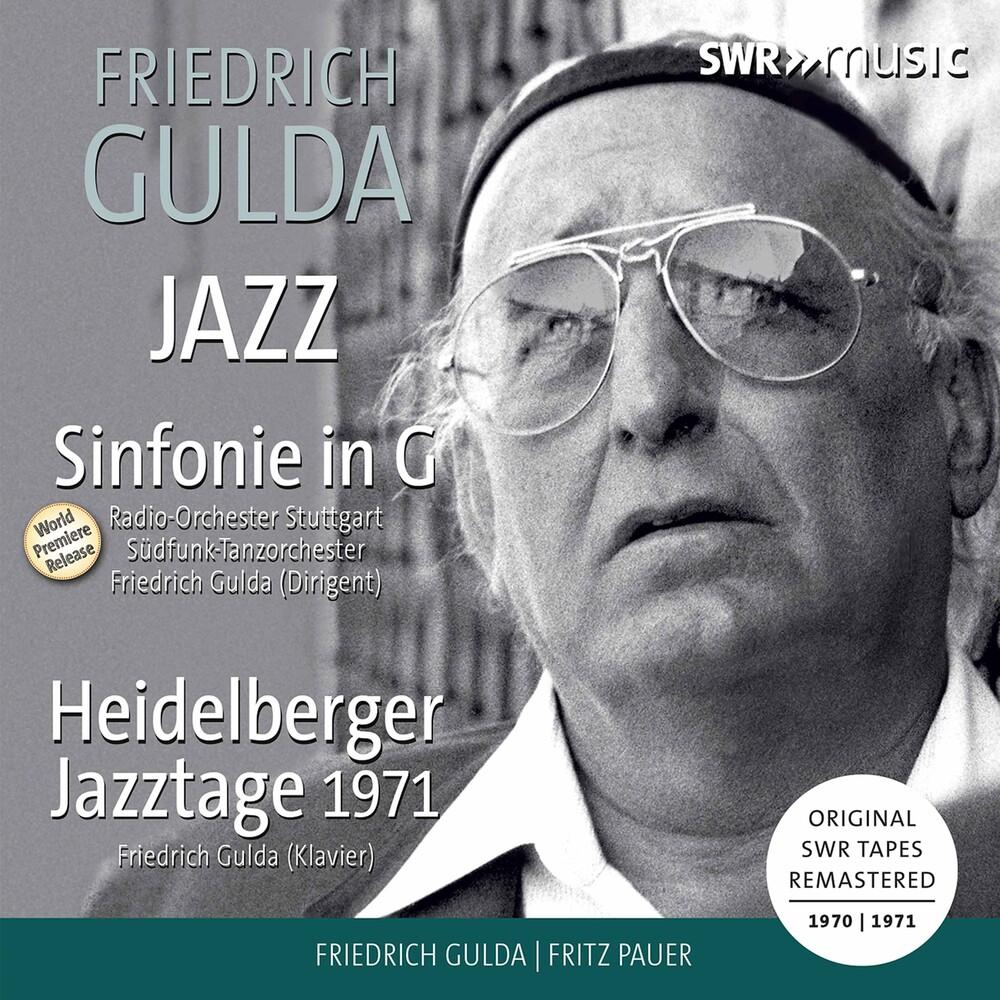 Gulda / Radio-Orchester Stuttgart - Jazz