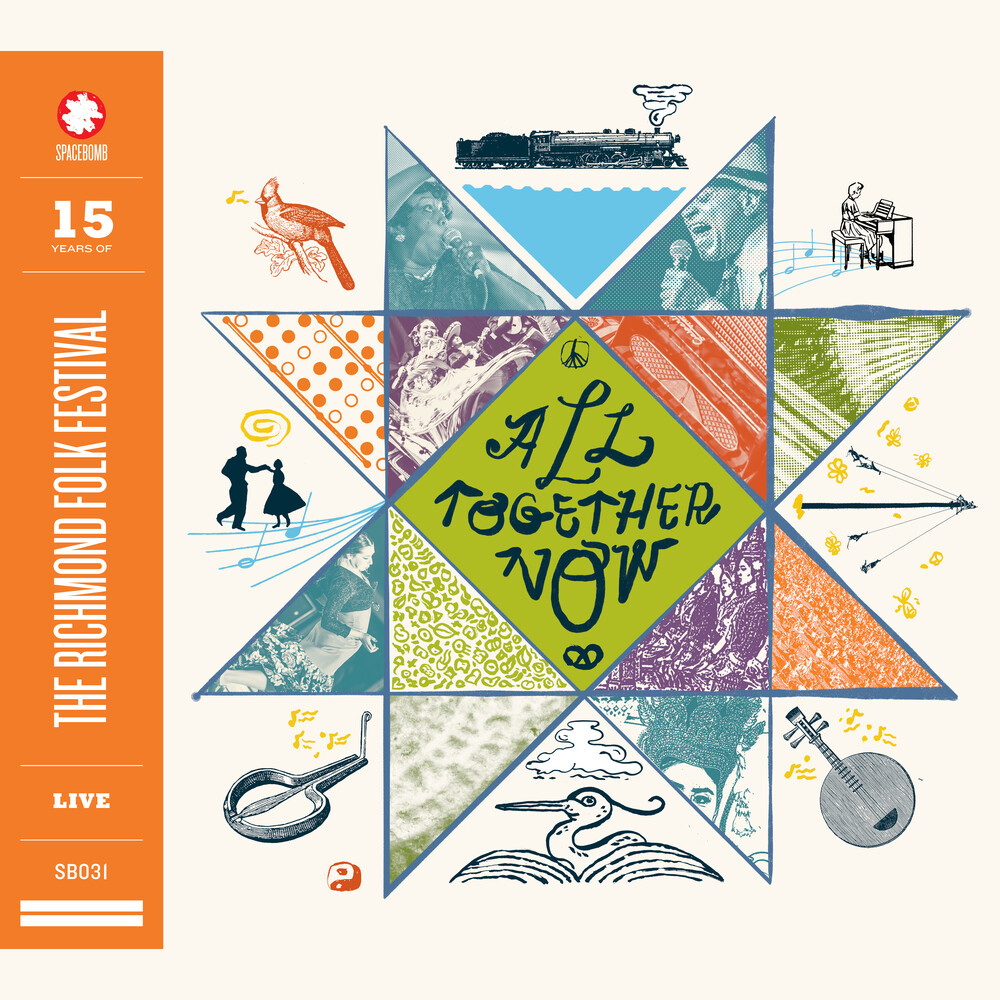 - All Together Now: 15 Years Of The Richmond Folk