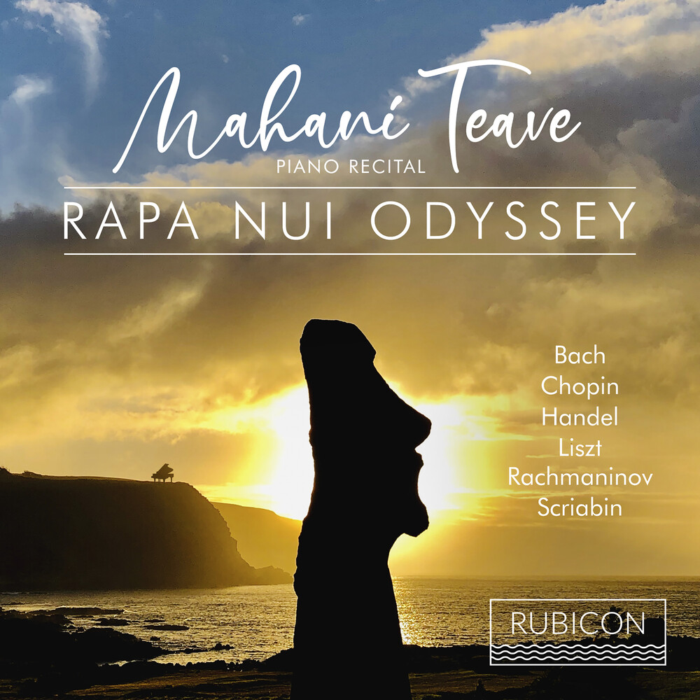 Mehani Teave - Rapa Nui Odessey