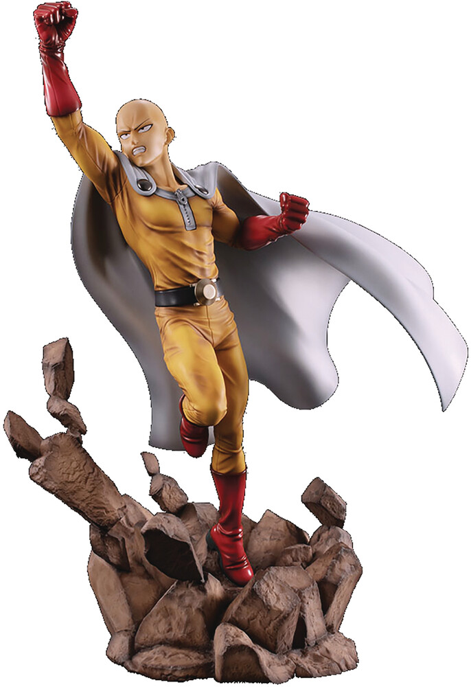 - Estream - One-Punch Man - One-Punch Man Saitama