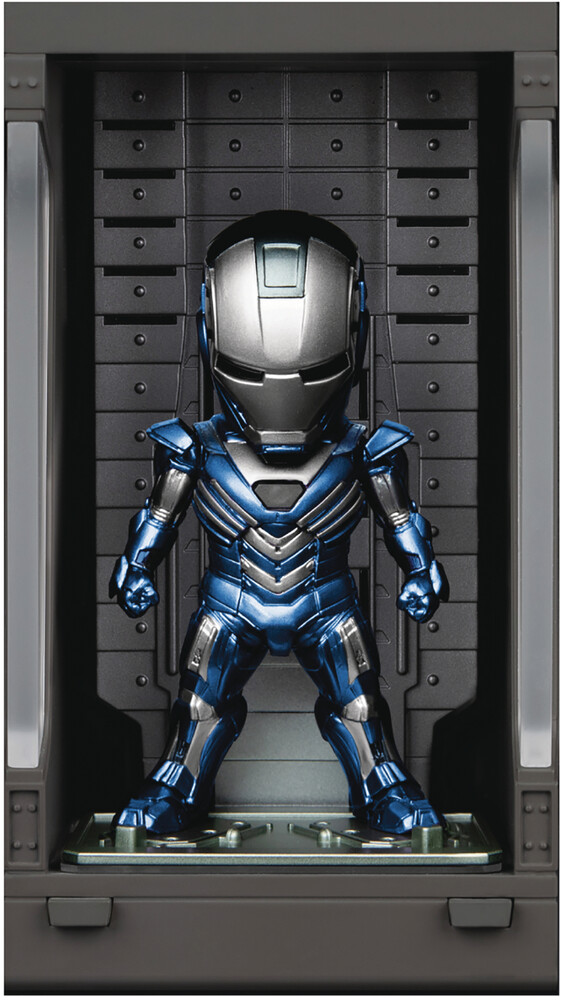Beast Kingdom - Beast Kingdom - Iron Man 3 MEA-022 Iron Man Mk XXX With Hall Of ArmorFigure