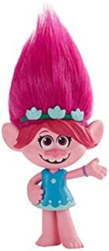 Trs Hair Surprise Poppy - Hasbro Collectibles - Trolls Hair Surprise Poppy
