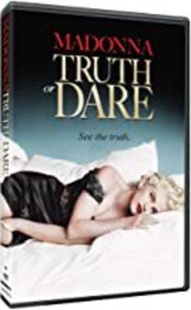 Madonna: Truth or Dare - Madonna: Truth Or Dare / (Ac3 Amar Dol Sub Ws)