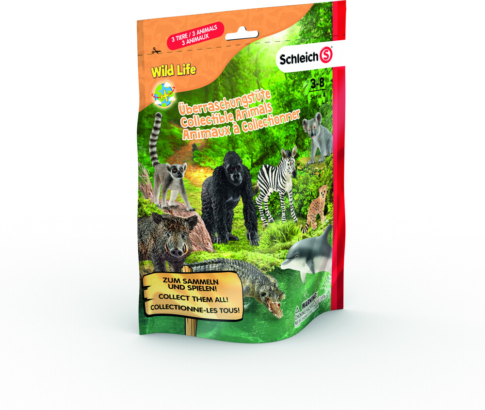 Schleich - Wild Life Large Blind Bag