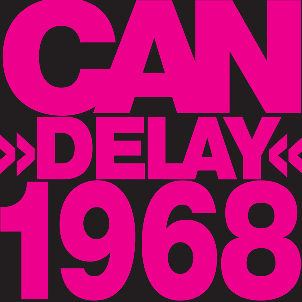 Can - Delay [Colored Vinyl] [Limited Edition] (Pnk)