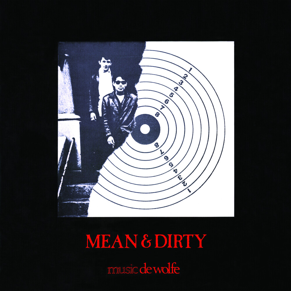 Frank Mcdonald  / Rae,Chris - Mean & Dirty
