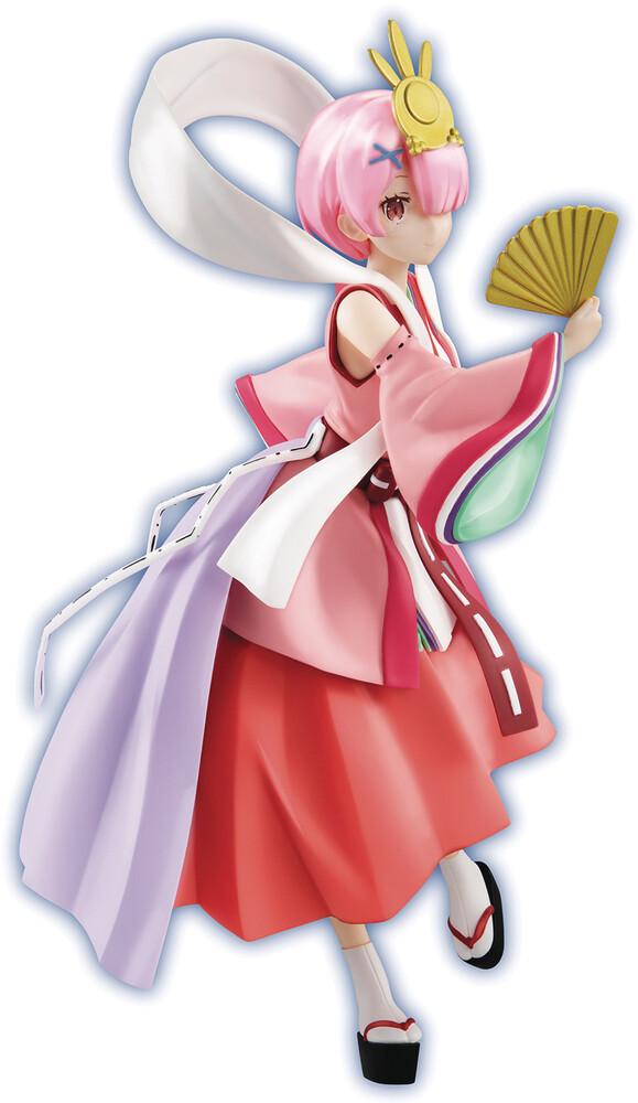 Passage - Passage - Re Zero Sss Fairy Tale Ram Princess Kaguya PVC Figure PearlVersion