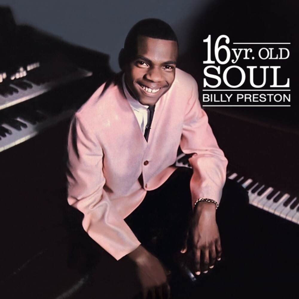Billy Preston - 16 Yr Old Soul