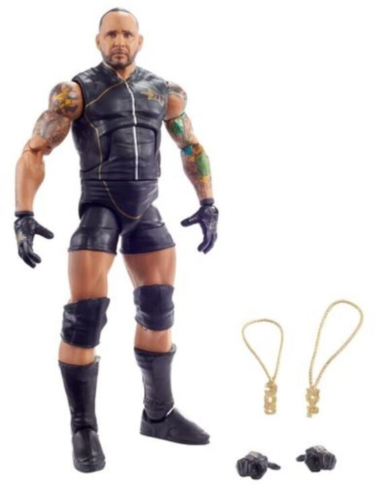 WWE - Mattel Collectible - WWE Elite MVP