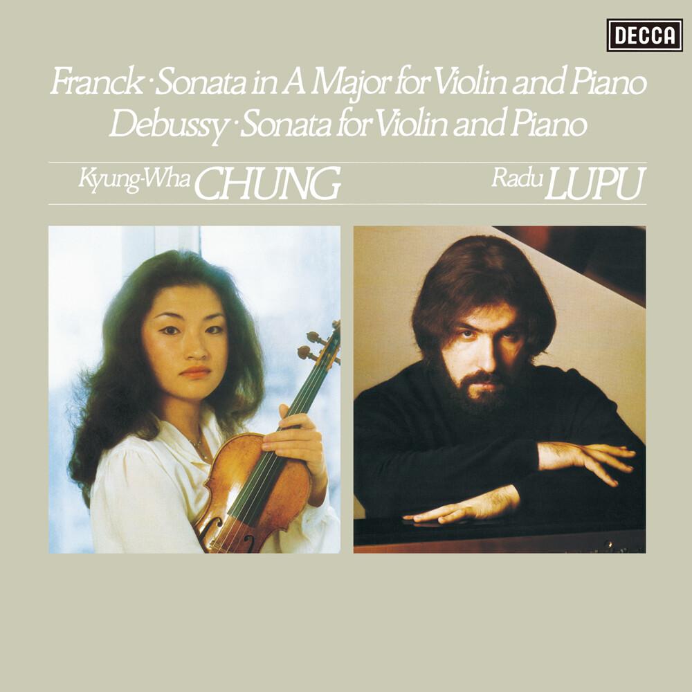 Kyung-Wha Chung / Radu Radu Lupu - Sonatas For Violin & Piano [180 Gram]