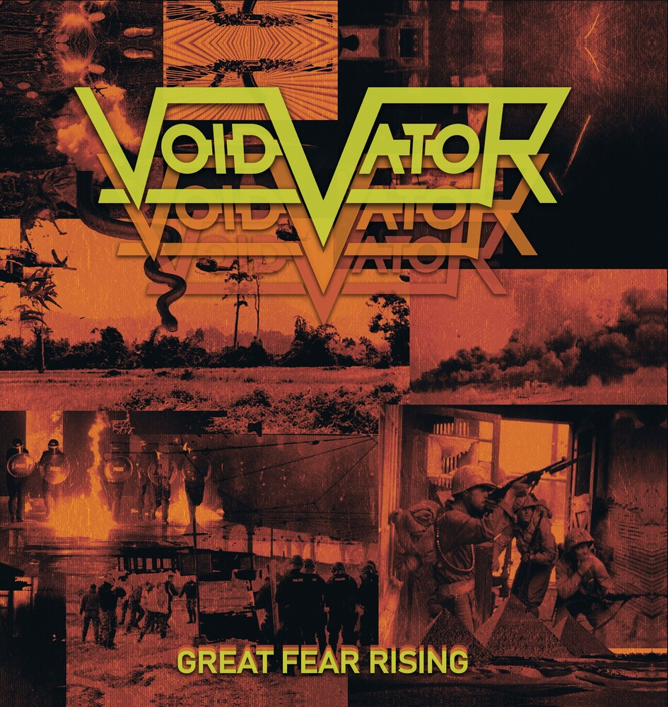 Void Vator - Great Fair Rising