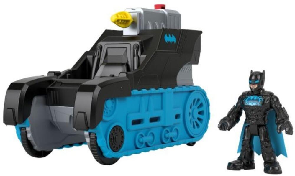 Imaginext Dc Super Friends - Fisher Price - Imaginext DC Super Friends Bat Tank (DCSF)